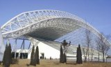 Steel Round Pipe Truss System for Building Roofing