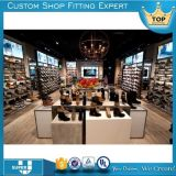 Newly Design industrial Style Retail Shoes Shop Design with Factory Price