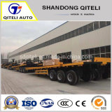 China Cheap 40 Feet Flatbed Container Truck Semi Trailer