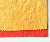 Multipurpose Microfiber Cleaning Cloth with New Overlocking Serge Technology
