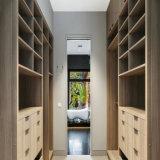 Competitive Price Plywood Bedroom Wardrobe with Sliding Door