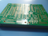 Single Trace Impedance Controlled PCB with Immersion Gold Board