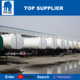 Titan 54000 Liters Petrol Tanker Palm Oil Tank Carbon Steel Fuel Oil Tank Semi Trailer