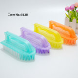 Color Soft Bristle Quality PP Clothes Brush
