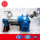 Condensing Steam Turbine with Alternator