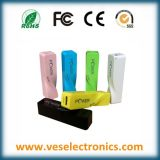 Customized Logo Multi-Colors for Choice Portable Power Bank Easy Use Charger External Battery Supoort Many Devices Special Company Gift