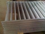 China Supplier Wholesale Aluminium Fence Panels for Garden Fencing, Aluminium Swimming Pool Fencing