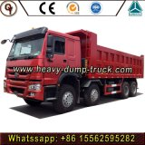 Hot Price Sinotruck HOWO 8X4 Tipper Truck Dump Truck for Sale in Best Truck and Best Prices
