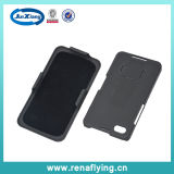 Dustproof Durable Holster Combo Cover with Shell for Blackberry Z 30