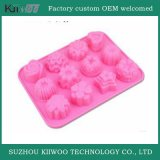 Customized Silicone Rubber Baking Cake Mold Kitchenware Products