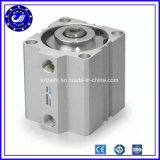 Cq2 Sda Series Pneumatic Double Acting Compact Pneumatic Air Cylinder