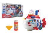 Kids Electric Bubble Toy Battery Operated Summer Toys (H0234071)