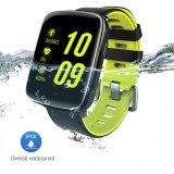 Port Swimming Fitness Watch IP68 Waterproof Smart Watch Gv68
