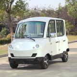 Chinese Electric Police Carts with Ce Certificate (DN-4F)