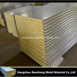 Rock Wool Insulated Metal Surface Sandwich Panel