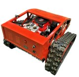 Smart Petrol Lawn Mower Radio Controlled with Competitive Price From Factory