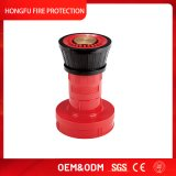 Price for Plastic Jet Spray Nozzle Fire Hose Nozzle with Nst Thread