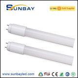 Foshan Factory Wholesale Price Glass LED Tube 600mm 2FT 8W 10W 12W 14W Epistar 2835 with 2 Years Warranty