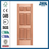 Jhk-006 Sapele Face Wood Venner Unfinished MDF Door Skin