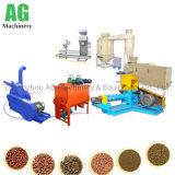 Multipurpose Pet Food Making Machine Line, Dog Cat Food Extruder, Floating Fish Feed Pellet Machine