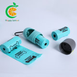 Customized Printed Biodegradable Pet Dog Poop Bag on Roll with Wholesale Price
