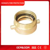 2.5 Inch Nst Male and Female Thread Fire Hose Adapter and Fittings