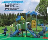 2014 Hot Selling Outdoor Children Amusment Playground Slide with TUV Certificate (QQ-MN006)