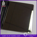 Latest Black Mirror Finish Stainless Steel Sheet Made in China