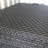 Mn Steel Crimped Wire Mesh