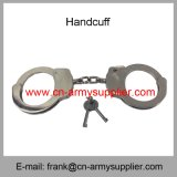 Wholesale Cheap China Army Security Protection Military Police Steel Handcuff