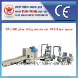 Nonwoven Fiber Opening Pillow Filling Machine