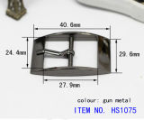 Professional Supplier of Alloy Men's Leather Pin Belt Buckle