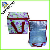 Travelling Picnic Cooler Bag with Aluminium Foil