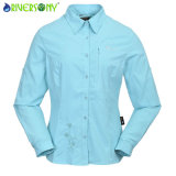 Quick Dry Outdoor Lady Shirt