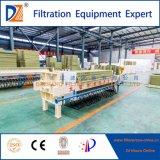 Hydraulic Pressure Liquid Solid Separation Equipment Automatic Membrane Filter Press