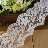 Fashion Embroidery Lace for Decoration