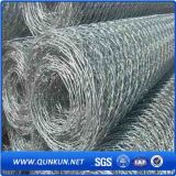 1.8mx30m Galvanized Welded Hexagonal Wire Mesh with Factory Price