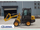 Gehl Dual-Glass Doors and Heater System Compact Wheel Loader