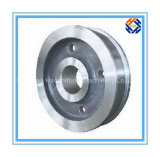 Forged Crane Wheel for Auto Spare Part