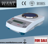 Multi-Point Calibration Weighing Precision Scale (1000g-2000g/0.01g)