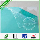 Clear Polycarbonate Corrugated Roof Panel Transparent PC Glazing Sheet