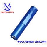Blue Color 1*AA Portable LED Torch
