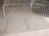 Wire Dia 2.7mm Hot Dipped Galvanized Gabion Box Stone Cage
