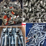 CNC Machinery for Hydraulic Hose Fitting with Eaton Standard (10411)