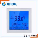 Room Thermostat 16A Electrical Underfloor Heating Thermostat with Child Lock
