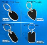 Best Price Custom Blank Metal Sublimation Keychain for Company Logo
