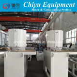 PVC Powder and Granules Mixing Machine for Extruder