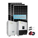 30 Kw on Grid Solar Panel System Solar Power Station