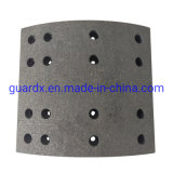 Competitive Price and High Quality Truck Parts Brake Lining for Man Truck