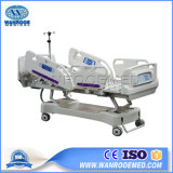 Hospital Medical Furniture Surgical Five Function Laboratory Adjustable ICU Electric Dental Testing Patient ICU Bed Equipment